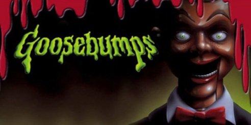 goosebumps, r.l. stine, jack black, logan lerman, movie, film monster